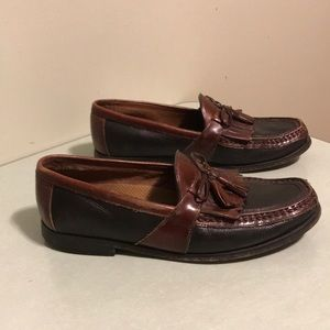 Johnston & Murphy loafers
